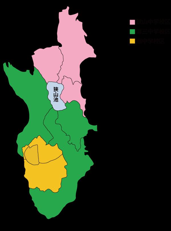 地域マップ